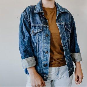 LEVI'S | Vintage Blue Jean Denim Jacket Sz Med